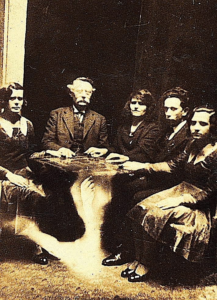 Sir Arthur Conan Doyle Séance