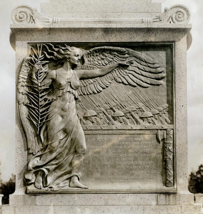 Picture Morristown NJ Memorial