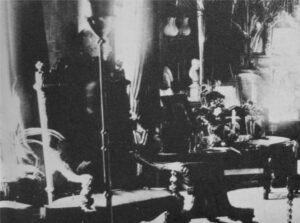 Lord Combermere's Spirit During His Funeral