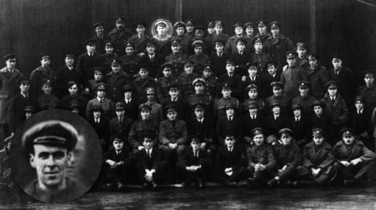RAF Airmen Freddy Jackson RAF HMS Daedalus Training Facility Official Portrait Two Days After His Death